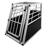 Leopet HDTB03 Dog Transport Box with 1 Door 55 x 75 x 69 cm