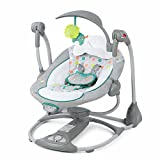 QIAN Baby Rocking Chair Reclining Chair To Comfort Chair Electric Coax Sleeping Cradle Swing Bed