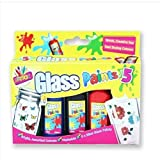 Great Gift ! Glass Paint Set Painting Kit Black Outliner Opaque Transparent Stained Paints \ Arts Crafts Paper Sketch Sketching Modleing Artist Work Paining Paint Drawing Picture Photo Hobby Store Shop Materials Kids Adults Birthday Mom Dad Friend Love Items Kit Sets Children Making Craftsman Fabric Tools Project Activities Mosaic Professional Beads School Fun Pencil Watercolor Artists Graphite Color Coloured Charcoal Mechanical Colouring Pen