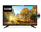 Cello C43227FT2 43-Inch Full HD LED TV with Freeview T2 HD/DVD Player and USB - Black