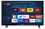 Sharp LC-48CFF6001K 48-Inch Widescreen 1080p Full HD LED Smart TV with Freeview HD