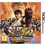 Nintendo DS 3DS Super Street Fighter IV 3D Edition Game