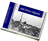 400 Piece Puzzle of Epsom Derby Day - Prince Monolulu - Tipster (7200535)
