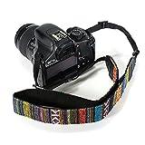 REALMAX Camera Shoulder Strap Neck Vintage Straps For DSLR Nikon Canon Sony Panasonic Fuji Olympus Pentax