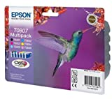Epson MultiPack Ink Cartridge for Stylus PH R265/R360-6 Colour Ink