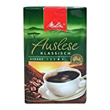 Melitta Auslese Original German roast ground coffee 500g (pack of 2)