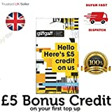 Giffgaff Multi Sim. £5 Bonus Credit Added When You Topup £10 First Time. For GPS Tracking Tracker - Unlimited Calls, Texts, Data - Fits All Devices -  iPhones, iPads, Tablets, Androids, Dongles, Wifi Device