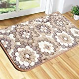 San Bodhi Anti-slip Doormat Bedroom Home Office Bath Rug Carpet Door Mat