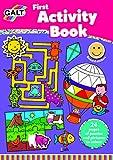 Galt Toys First Activity Book
