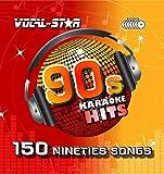 Vocal-Star 90's Karaoke CD CDG Disc Pack 8 Discs CDs 150 Songs