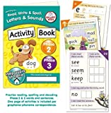 Letters and Sounds Phases 2 & 3 Activity Books