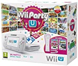 Wii U 8GB Basic Pack Wii Party U Pack with Wii Remote Plus, Sensor Bar and Nintendo Land - White