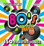 Vocal-Star 80's Karaoke CD CDG Disc Pack 8 Discs CDs 150 Songs