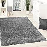 Shaggy High-Pile Rug Charcoal Great Price CLEARANCE SALE, Size:133x190 cm