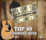 Vocal-Star Country Karaoke CDG CD+G Disc Set 40 Songs - 2 Discs