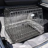 "Easipet Small 24"" Sloping Folding Car Dog Puppy Pet Crate Hatchback Cage Travel 571"