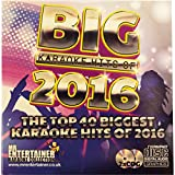 Mr Entertainer Big Karaoke Hits of 2016