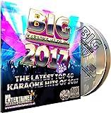 Mr Entertainer Big Karaoke Hits of 2017 - Double CD+G (CDG) Pack. 40 Top Songs